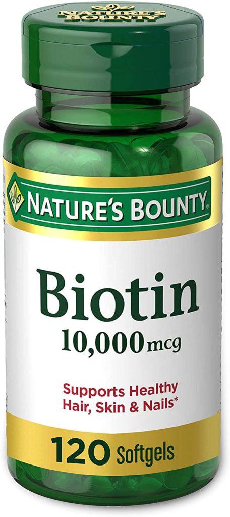 biotin for hair growth manifestation